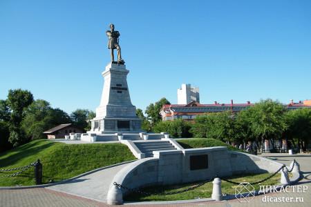 СРО Хабаровска и Хабаровского края