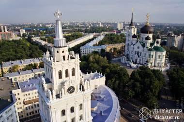 СРО Воронежской области, или «Воронеж – город контрастов»